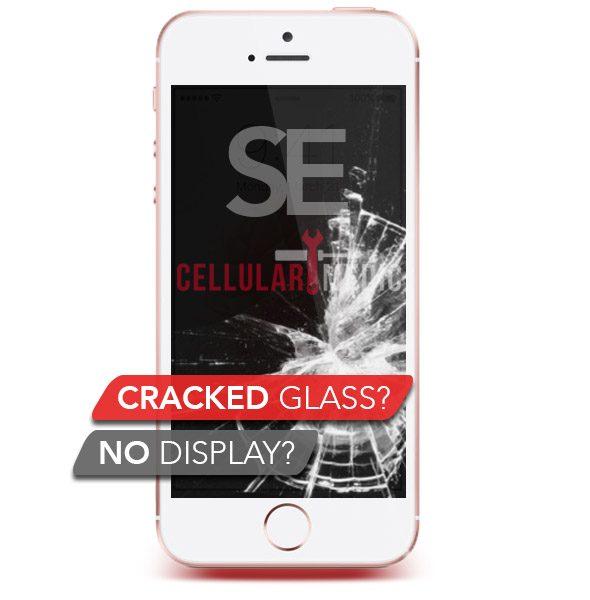 iPhone SE LCD/Digitizer Screen Repair