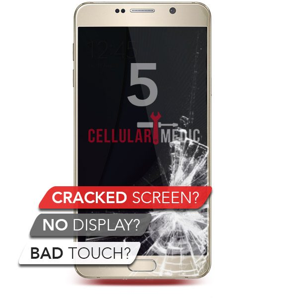 Galaxy Note 5 Screen Repair