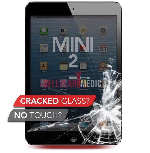 iPad Mini 2 (Retina) Digitizer Glass Repair