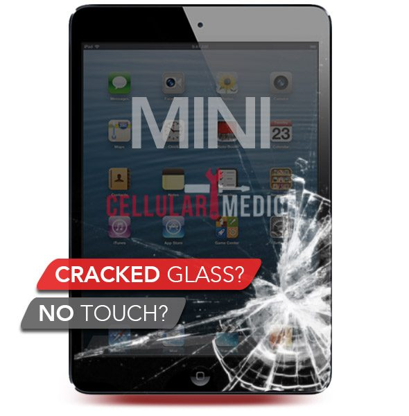 iPad Mini Digitizer Glass Repair